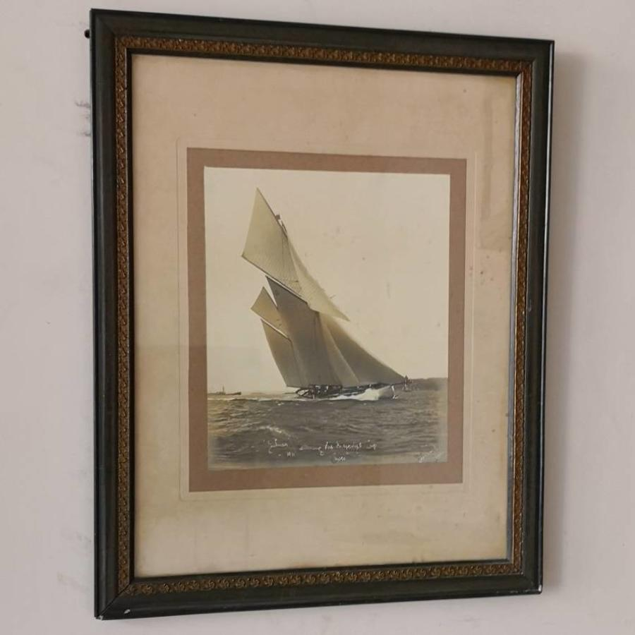 Beken of Cowes  framed photograph