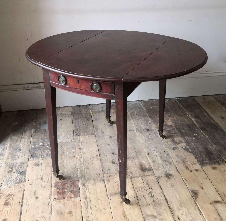 19th century Pembroke table