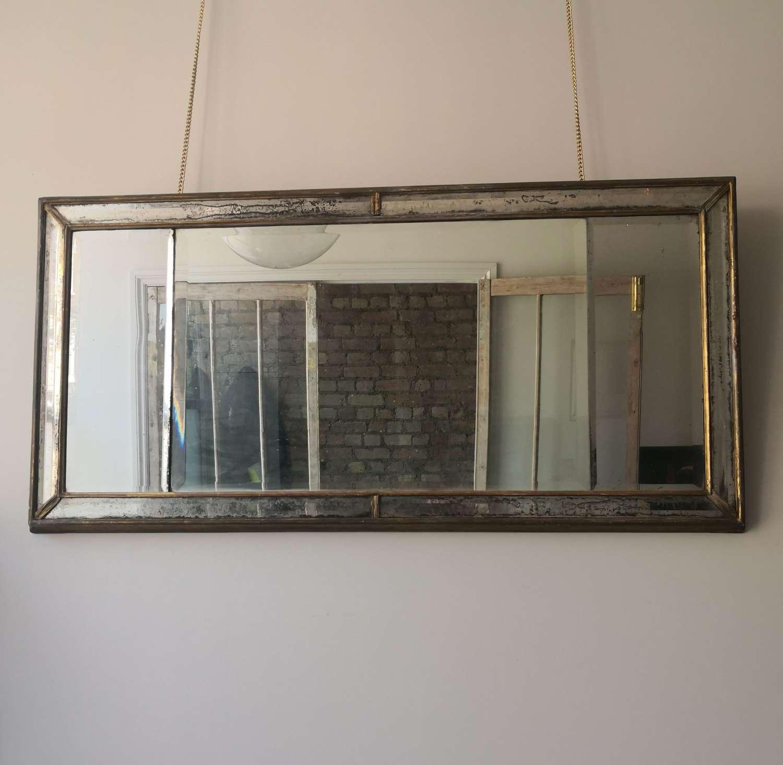 George I marginal mirror