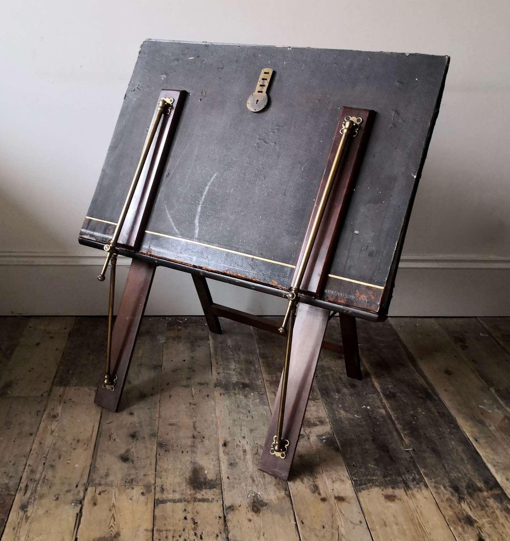 19th century folio stand