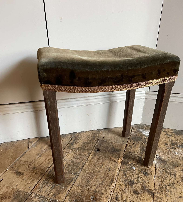 George VI coronation stool